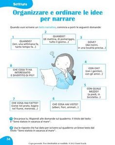 Length: undefined pages, Page: Published: Italian Grammar, Italian Language, Book Writing Tips, Writing Workshop, School Life, Back To School, Geography Lessons, Digital Storytelling, Cooperative Learning