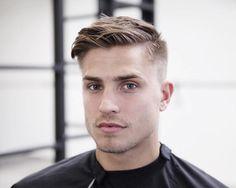 Die 18 Besten Bilder Von Kurzhaar Frisuren Manner Haircuts Men