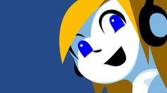 Stunning Cave Story Girl Smile Eyes Headphones Download Image « Pin HD Wallpapers