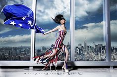 J Spring Fashion Show 2015 on the Hudson River
