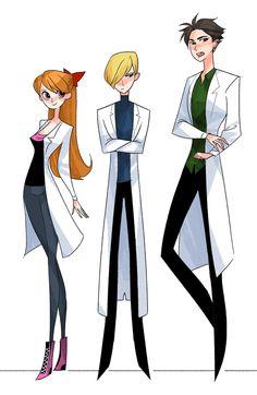 Power Puff Girls Z, Power Girl, Cartoon As Anime, Cartoon Shows, Kasumi Cosplay, Super Nana, Character Art, Character Design, Chibi