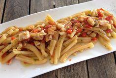 Casarecce al ragù di ricciola | Food Loft - Il sito web ufficiale di Simone Rugiati