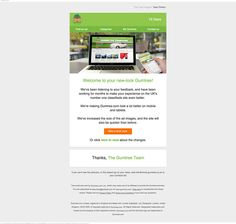 Great, clean and to the point email from Gumtree. #emaildesign