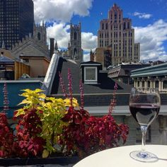 Spring has arrived, along with our 6 favourite Montreal terraces!