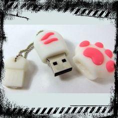 🚀Оригинальная USB-флешка, выполненная в видекошачьей лапки. USB-носитель укрыт в лапке. ⠀⠀⠀⠀⠀⠀⠀⠀⠀⠀⠀⠀⠀⠀⠀⠀⠀⠀ 🚀Это отличный подарок для девушки или подарок ребёнку. В хвосте есть дырочка для брелка и цепочка на брелок. ⠀⠀⠀⠀⠀⠀⠀⠀⠀⠀⠀⠀⠀⠀⠀⠀⠀⠀ ✔️✔️✔️Объём памяти - 4,8 Гб.⠀⠀⠀⠀⠀⠀⠀⠀⠀⠀⠀⠀⠀⠀⠀⠀⠀⠀ ✔️✔️✔️Материал - ПВХ.⠀⠀⠀⠀⠀⠀⠀⠀⠀⠀⠀⠀⠀⠀⠀⠀⠀⠀ ✔️✔️✔️Страна происхождения - Китай.⠀⠀⠀⠀⠀⠀⠀⠀⠀⠀⠀⠀⠀⠀⠀⠀⠀⠀ ⠀⠀⠀⠀⠀⠀⠀⠀⠀⠀⠀⠀⠀⠀⠀⠀⠀⠀ ♥️ Стоимость - 150 и 250руб. (за 1 шт, при покупке от 30 флешек - оптовая цена, которая ещё…