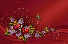 107 Best Valentines Wallpaper Images Heart Wallpaper Hearts