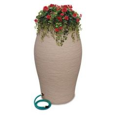 Decorative Rain Barrels Home Depot