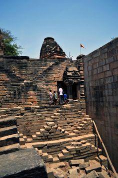 Kund At Ancient Shiv Temple Campus near Himmatnagar