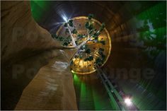 Michaela Rau - Gasometer