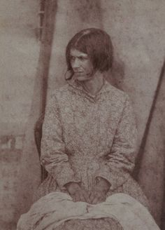 Harrowing portraits from Victorian lunatic asylum. Women suffering from stress, postnatal depression and anxiety would have been confined to an asylum at the time these pictures were taken Insane Asylum Patients, Prison, Types Of Mental Illness, Pseudo Science, Mental Asylum, Psychiatric Hospital, Abandoned Asylums, Mental Disorders, Interesting History
