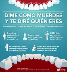 Si sufres las molestias y dolores típicos del bruxisimo, en Ortodoncia Madrid podemos ayudarte con tu problema: http://goo.gl/CZoqDS