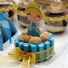 Mini bolo perfeito (créditos no post)