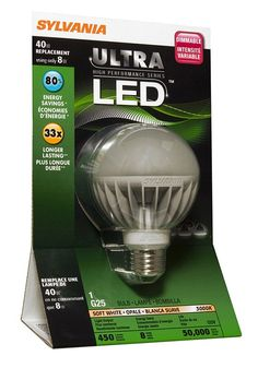 CPSC - LED Light Bulbs Recalled by Lighting Science Group Due to Fire Hazard
