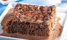 Bolo Gelado de Chocolate e Leite Condensado - Receita do Dia