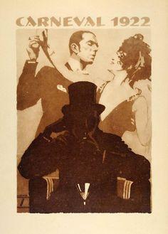 Ludwig Hohlwein1922 Carnival