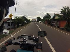 Exploring Sumbawa-Indonesia with Vespa
