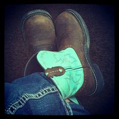 I love my Justin Gypsy Boots!!!