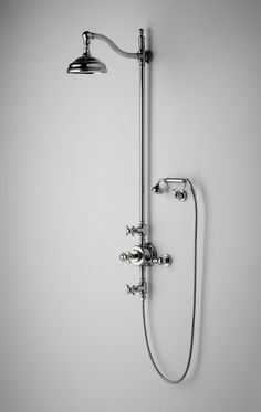 Rohl Perrin Rowe Thermostatic Kit Shower Trim - traditional ...