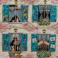 Que amor de colorido!!!! @Regrann from @zuzka.hanova - Just finished ☺ #romanticcountry #eriy #romanticcountrycoloringbook #coloring #coloringbook #adultcoloringbook #adultcoloring #pencils #prismacolorpremier #prismacolor #Regrann #artecomoterapia
