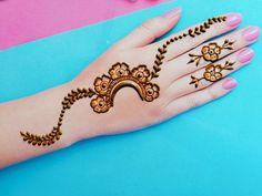 Mehandi, Mehndi Designs For Beginners, Mehndi Images, Henna, Shorts, Simple, Model, Accessories, Fashion