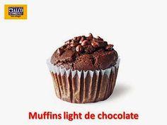 Alejandra: Muffins light de chocolate
