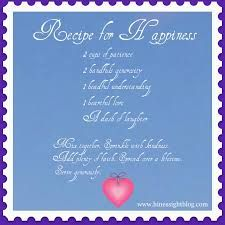 Image detail for -Recipe for Happiness from Macedonia United Methodist Church in North .