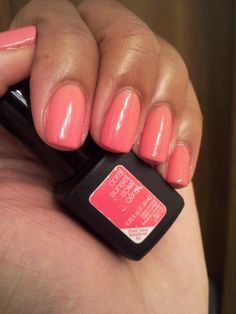 Sensationail Coral Sunset