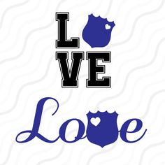 A personal favourite from my Etsy shop https://www.etsy.com/sg-en/listing/570864302/love-police-svg-police-badge-svg-police