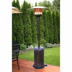 Paramount® Bronze Patio Heater with Wheels