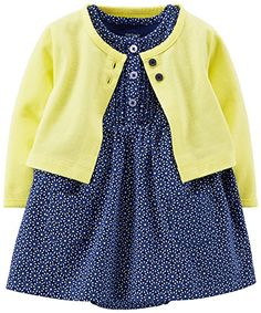 Carter's 2 Piece Dress Set (Baby) - Navy-12 Months Carter's http://www.amazon.com/dp/B00R8YFN9O/ref=cm_sw_r_pi_dp_n9ySvb1KTR0NW