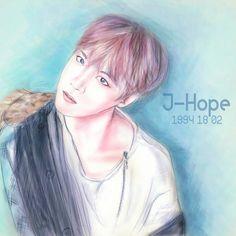 BTS J-hope fanart