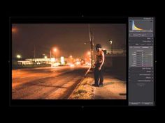 LightroomZen | Youtube  Lightroom Tutroial: Street Photography at Night - YouTube