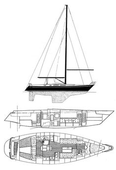 Sailboat and sailing yacht searchable database with more than sailboats from around the world including sailboat photos and drawings. About the sailboat Nautical Design, Boat Design, Boat Plans, Florida Keys, Sailboat, British Columbia, Line Drawing, Sailing Ships, The Row