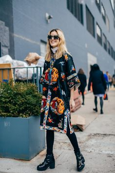 #NYFW #StreetStyle Day Four.
