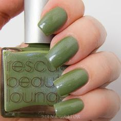Rescue Beauty Lounge RBL ● Italian Summer ● Oliveto.        B