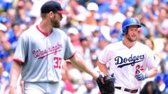 Clayton Kershaw vs. Stephen Strasburg lives up to the hype #FansnStars