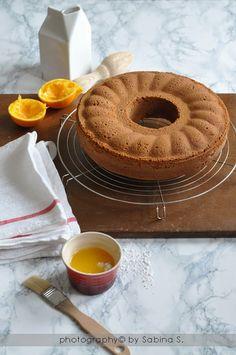 Due bionde in cucina: Torta all'arancia