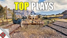 World of Tanks TOP PLAYS is back with another trio of armored heroes, this time featuring an a wheeled Hotchkiss EBR and the always reliable W. World Of Tanks, Military Vehicles, Plays, Hero, Tank Tops, Games, Halter Tops, Wold Of Tanks, Army Vehicles