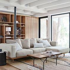 Newport, West Elm, Black West, Furniture Decor, Living Room Furniture, Modern Furniture, Upholstered Furniture, Oversized Furniture, Engineered Hardwood
