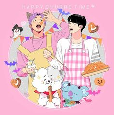 Jikook, Seokjin, Namjoon, Fanfic Namjin, Bts Ships, Bts Texts, Bts Aesthetic Pictures, Bts Drawings, Cute Chibi