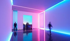 505 Fifth Avenue, New York. You can create these effects with Lumilum RGB Strip Lights. Millions of colors at your disposal...