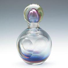 Blown Glass Perfume Bottle - Bing images