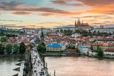 Solo unterwegs? Die 14 besten Städte in Europa für Alleinreisende