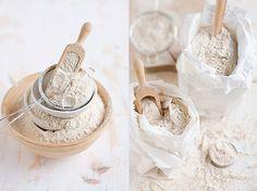 Flour Diptych