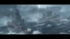 #RealtimeUK have released a nice #VFX breakdown of their work for the trailer of #WorldOfWarships: http://www.artofvfx.com/?p=8281
