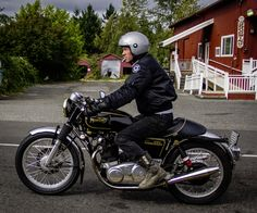 Norton Commando, - after selling my Norton Atlas I always wanted one, - never happened!