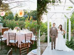Vintage Romantic Wedding by Dear Darling Photography » KnotsVilla