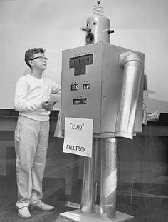 Schooboy Science Fair Robot Archives - cyberneticzoo.com