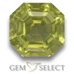 GemSelect features this natural untreated Apatite from Madagascar. This Green Apatite weighs 6.2ct and measures 10.1 x 10mm in size. More Asscher Cut Apatite is available on gemselect.com #birthstones #healing #jewelrystone #loosegemstones #buygems #gemstonelover #naturalgemstone #coloredgemstones #gemstones #gem #gems #gemselect #sale #shopping #gemshopping #naturalapatite #apatite #greenapatite #octagongem #octagongems #greengem #green