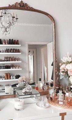 Home Interior Inspiration .Home Interior Inspiration Bedroom Vintage, Vintage Room, Parisian Bedroom Decor, Earthy Bedroom, Decoration Inspiration, Interior Inspiration, Decor Ideas, Design Inspiration, Garden Inspiration